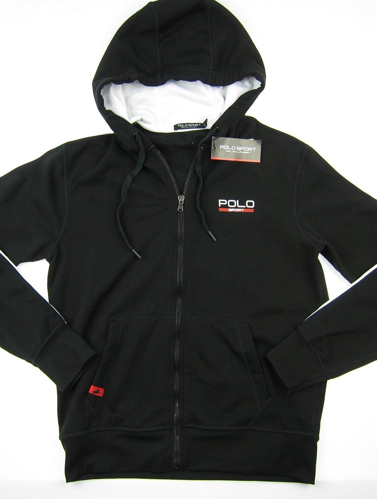 polo sport ralph lauren herren men kapuzenpullover hoodie sweat schwarz black herren men. Black Bedroom Furniture Sets. Home Design Ideas